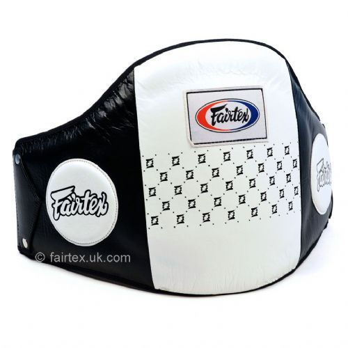 Fairtex BPV1 Pro Leather Belly Pad